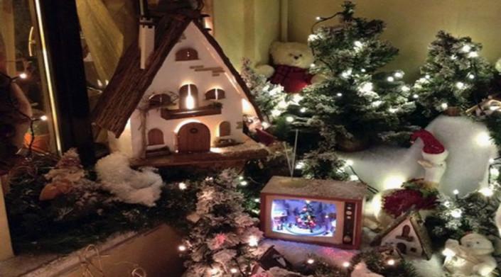 Albergo a Como Natale